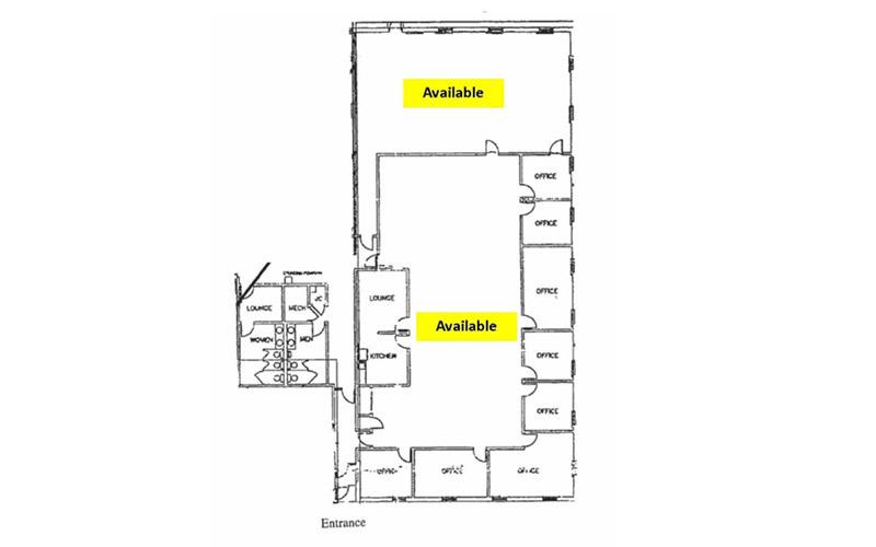 1 Northway Ln., Latham, NY 12110 floor plan