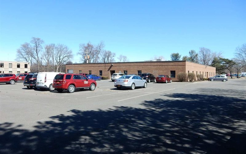 1 Northway Ln., Latham, NY 12110 exterior parking lot