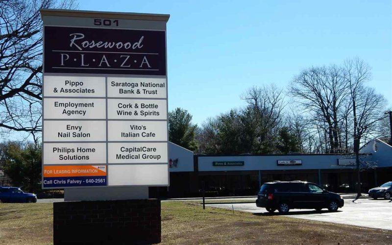 501 New Karner Rd., Albany, NY 12205 exterior signage
