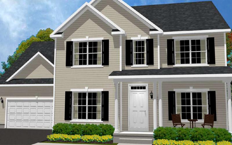 Rolling Meadows - The Parksyde home