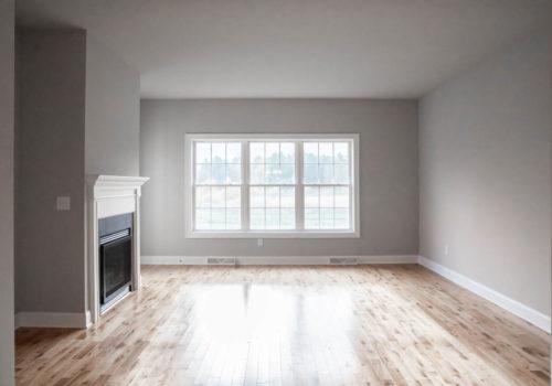Kelley Farms Model 1 living room