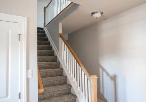 Kelley Farms Model 1 staircase