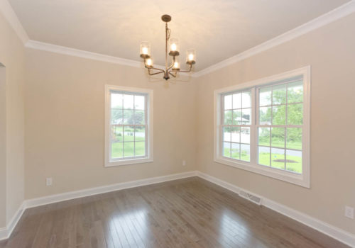 Rolling Meadows dining room